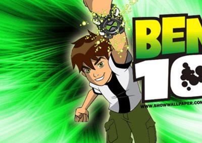 Бен 10