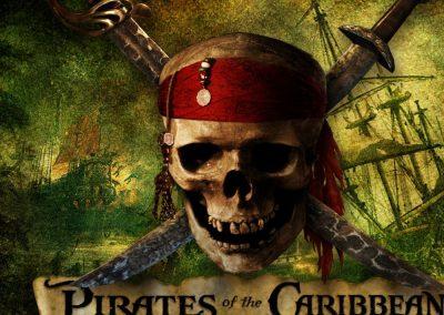 Карибски пирати