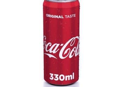 Кока Кола кен 330мл.